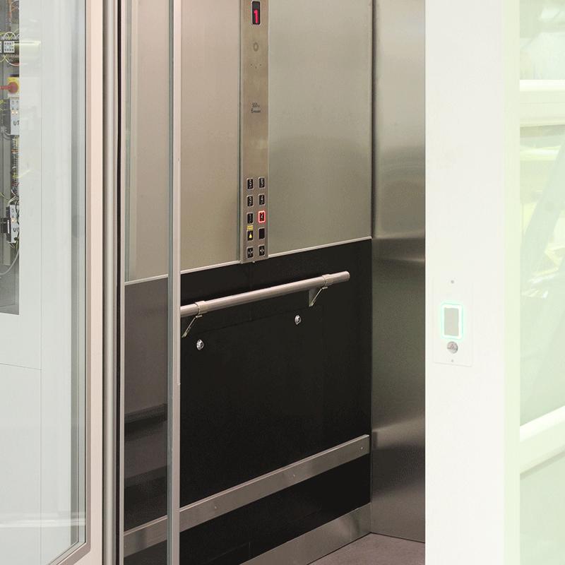подъемная платформа вертикальная
