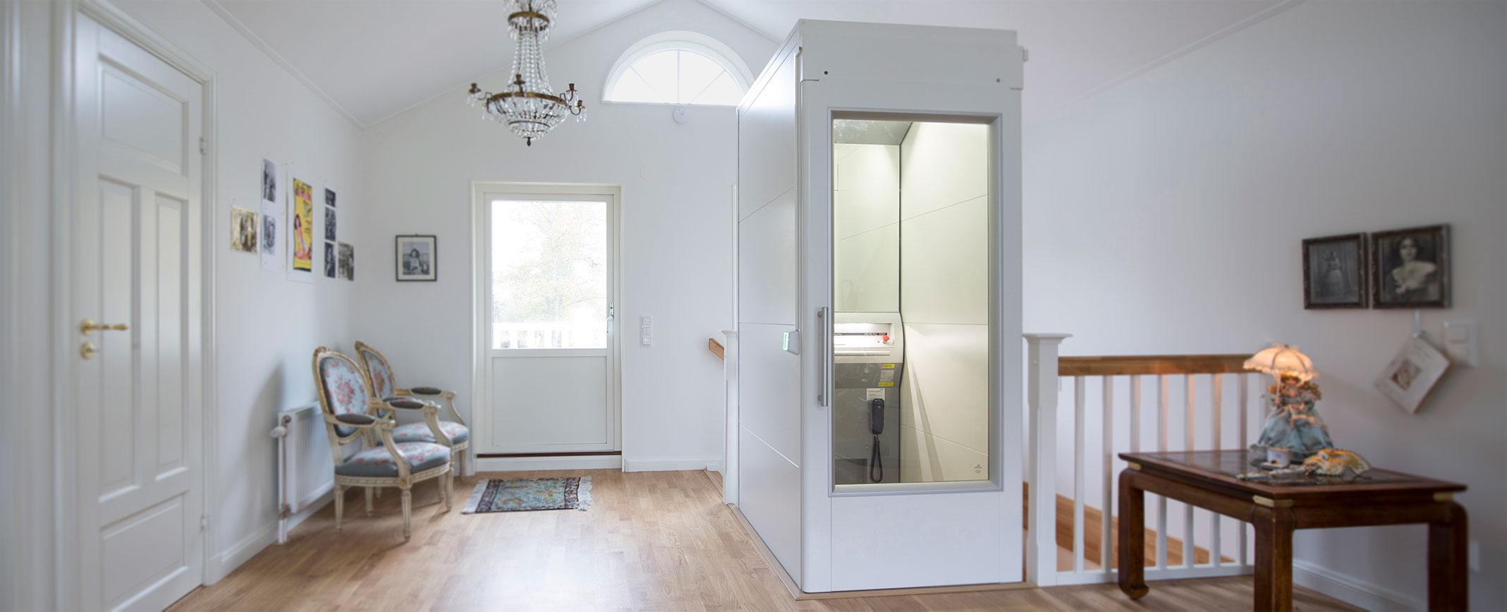 Лифты для частных домов и коттеджей