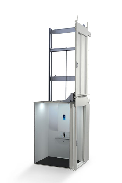 NTD A400C лифт для частного дома